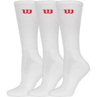 Носки с длинной резинкой WILSON MEN`S CREW SOCK (WRA510700), р. 39 - 46