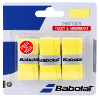 Овергрип BABOLAT PRO TOUR (yellow)