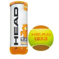 Мячи для тенниса детские Head T.I.P. Orange (банка - 3 мяча)