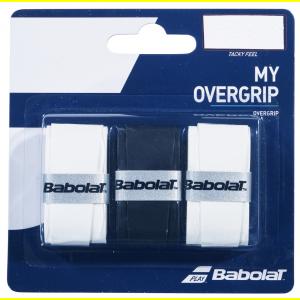 Овергрип BABOLAT MY GRIP (black/white)