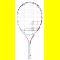 Теннисная ракетка BABOLAT DRIVE Jr. 23 GIRL white/pink (2021)