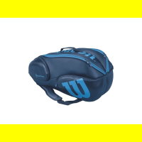Чехол для теннисных ракеток WILSON VANCOUVER 9 blue (WRZ843709)