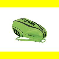Чехол для теннисных ракеток WILSON VANCOUVER 9 green (WRZ845709)