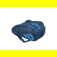 Чехол для теннисных ракеток WILSON VANCOUVER 15 blue (WRZ843715)