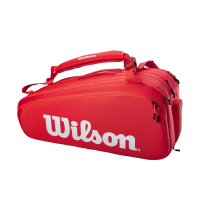 Чехол для теннисных ракеток WILSON SUPERTOUR 15PK RD (WR8010301001)