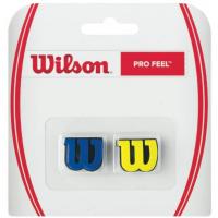 Виброгаситель WILSON PRO FEEL BLUE/YELLOW
