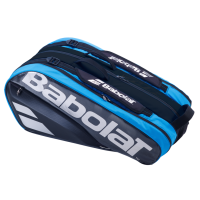 Чехол для теннисных ракеток BABOLAT PURE DRIVE VS BLACK BLUE RH x 9 (2020)