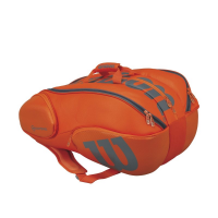 Чехол для теннисных ракеток WILSON VANCOUVER 15 orange (WRZ849715)