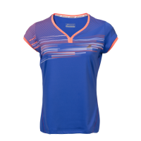 Футболка для девочек BABOLAT CAP SLEEVES PERF GIRL (2GF17031/253)