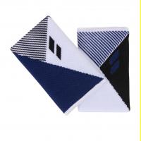 Напульсники широкие BABOLAT REVERSIBLEJUMBO WRISTBAND (white/blue)