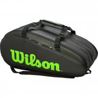 Чехол для теннисных ракеток WILSON TEAM 3 COMP BKGR (WR8002301001)