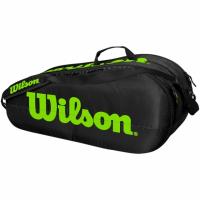 Чехол для теннисных ракеток WILSON TEAM 2 COMP BKGR (WR8009601001)