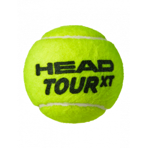 Мячи HEAD TOUR XT (4)