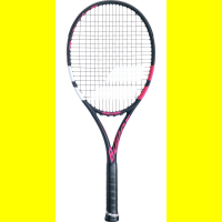 Теннисная ракетка BABOLAT BOOST A (pink/black)