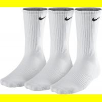 Носки с длинной резинкой NIKE (SX6842-100) р.34-38