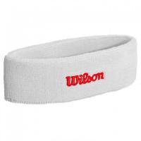 Наголовник WILSON HEADBAND (white)