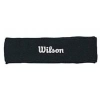 Наголовник WILSON HEADBAND (black)