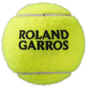 Мячи WILSON ROLAND GARROS CLAY COURT (4)