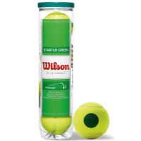 Мячи детские WILSON STARTER GREEN