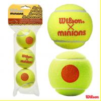 Мячи детские WILSON MINIONS STARTER ORANGE