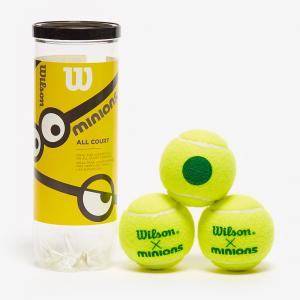 Мячи детские WILSON MINIONS GREEN