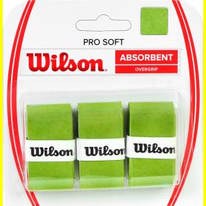 Овергрип WILSON PRO SOFT ABSORBENT (light green)