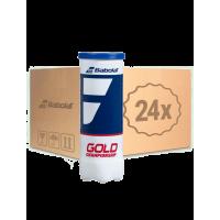 Коробка мячей BABOLAT GOLD CHAMPIONSHIP