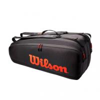 Чехол для теннисных ракеток WILSON TOUR 6 rd-black (WR8011301001)