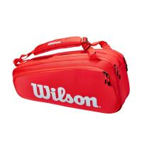 Чехол для теннисных ракеток WILSON SUPER TOUR 6 PK RD (WR8010701001)