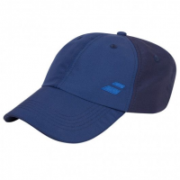 Кепка детская BABOLAT BASIC LOGO CAP JUNIOR (BLUE)