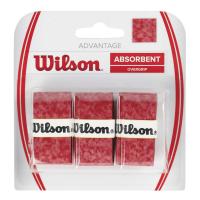 Овергрип WILSON ADVANTAGE RED