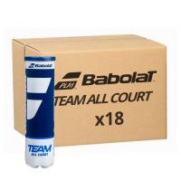 Коробка мячей BABOLAT TEAM ALL COURT (72 мяча)