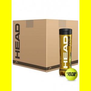Коробка мячей HEAD TOUR (72 мяча)