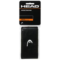 Напульсники широкие HEAD WRISTBAND (black)