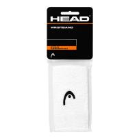 Напульсники широкие HEAD WRISTBAND (white)