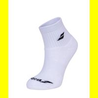 Носки со средней резинкой BABOLAT QUARTER (5UA1401) р.35-38