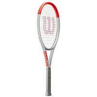 Теннисная ракетка WILSON CLASH 100L SILVER