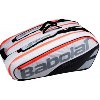 Чехол для теннисных ракеток BABOLAT PURE x 12 (white)
