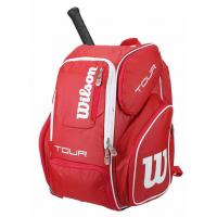 Рюкзак теннисный WILSON TOUR V LARGE red (WRZ843696)
