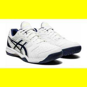 Кроссовки мужские теннисные ASICS GEL-DEDICATE 6  (1041A074-103)