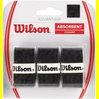 Овергрип WILSON ADVANTAGE BLACK
