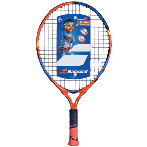 Теннисная ракетка BABOLAT Ball Fighter 19 orange blue
