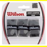 Овергрип WILSON CAMO OVERGRIP BLACK