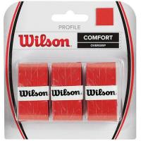 Овергрип WILSON PROFILE RED