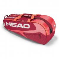 Чехол для теннисных ракеток HEAD ELITE COMBI pink (2018)