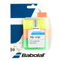 Овергрип BABOLAT MY GRIP (orange/green/yellow)
