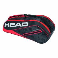 Чехол для теннисных ракеток HEAD TOUR TEAM 6R COMBI BKRD