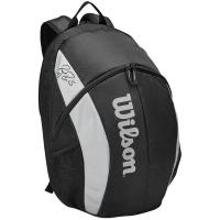 Рюкзак теннисный WILSON FEDERER TEAM BLACK (WR8005901001)