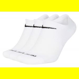 Носки - следки NIKE (SX7840-100) р.34-38