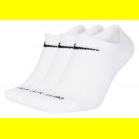 Носки - следки NIKE (SX7840-100) р.38-42
